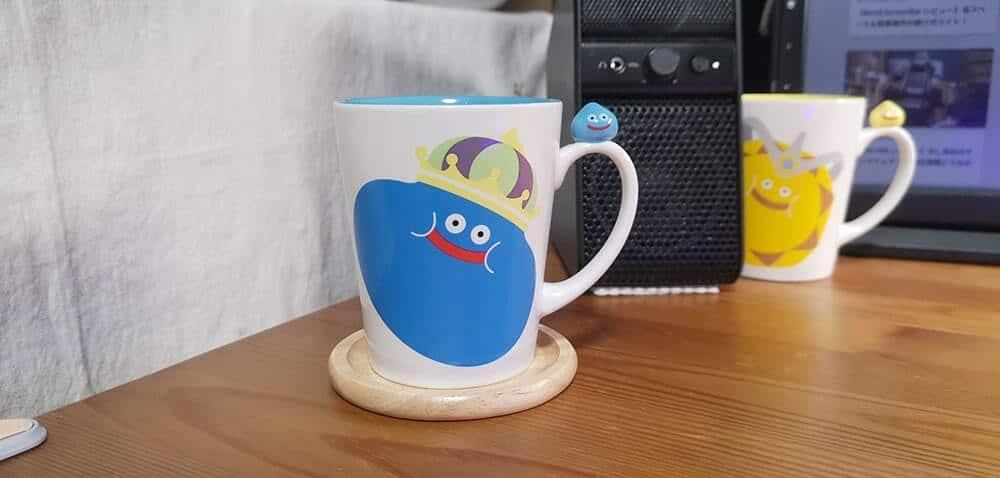 キンスラのマグカップ