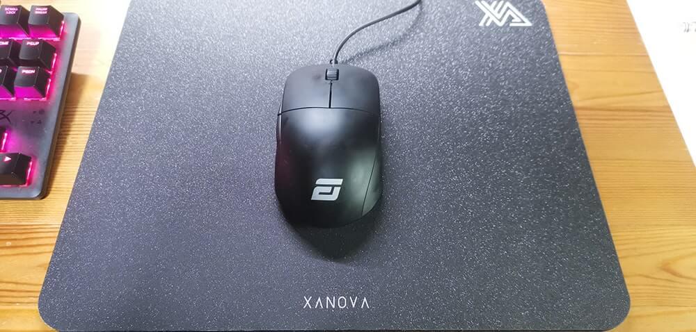XM1の正面