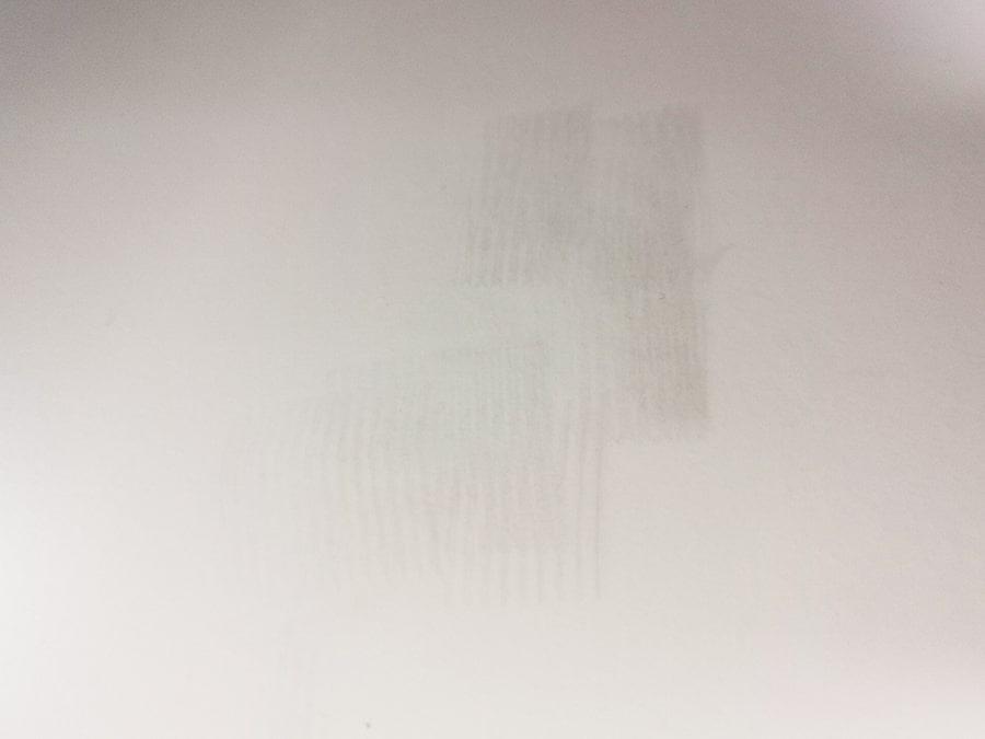 HOKONU キーボードで汚れた机