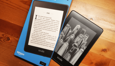 【Kindle Paperwhite レビュー】使い方も徹底的に解説します。電子書籍でも目に優しい!
