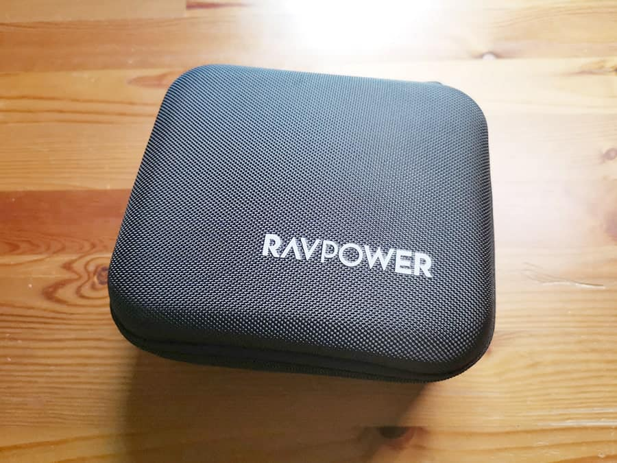 RAVPower RP-PB054proのケース
