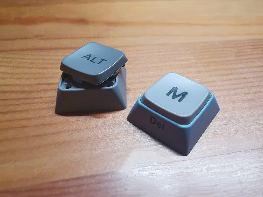 MINILA-Rのキーを分解