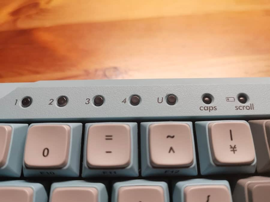MINILA-RのBluetooth設定ボタン