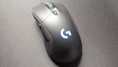 【Logicool G703h レビュー】右手でガシッと掴むならコレ。最強候補のワイヤレスマウス!