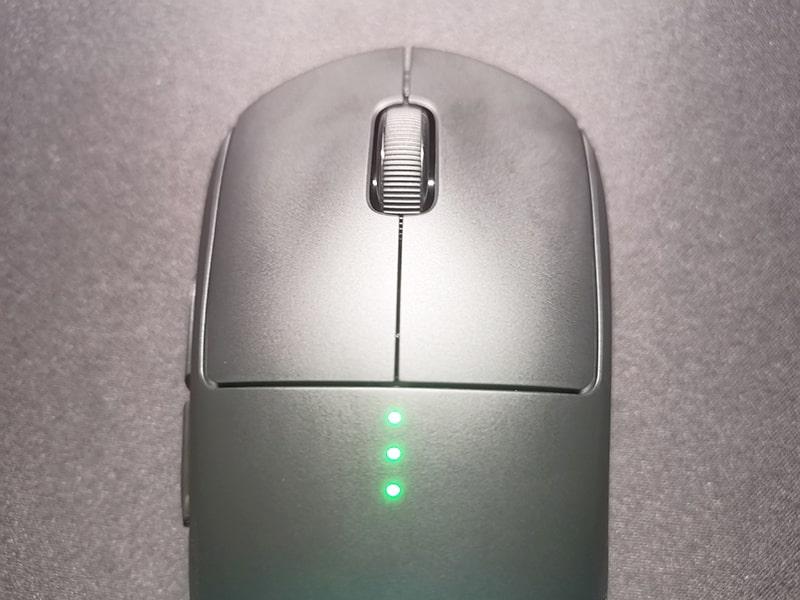 GproWLのインジケーターライト