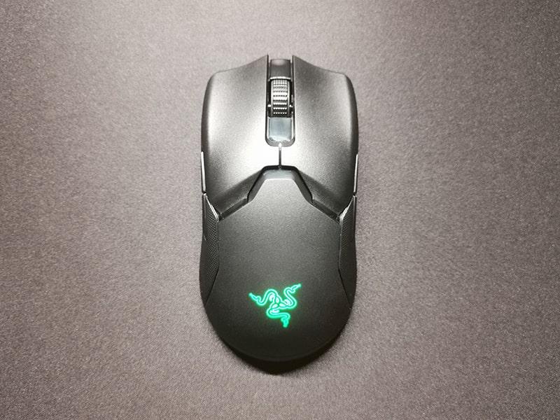 Viper Ultimateを上から