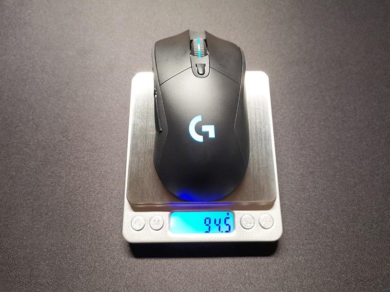 G703hの重さ(フタあり)