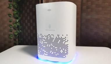 【TaoTronics TT-AP006レビュー】就寝時も快適な空気洗浄機。3層フィルターでウイルスを徹底除去!